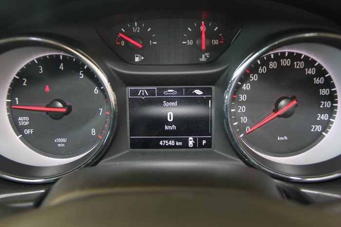 2018 Holden Commodore RS ZB MY18 4X4 On Demand Silver