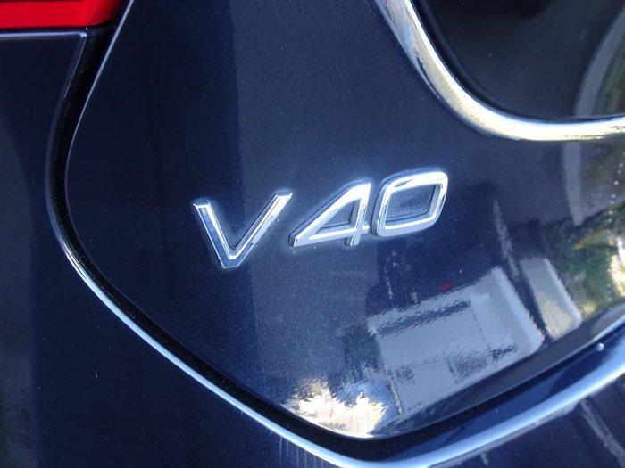 2014 Volvo V40 T4 Kinetic MY14 Black