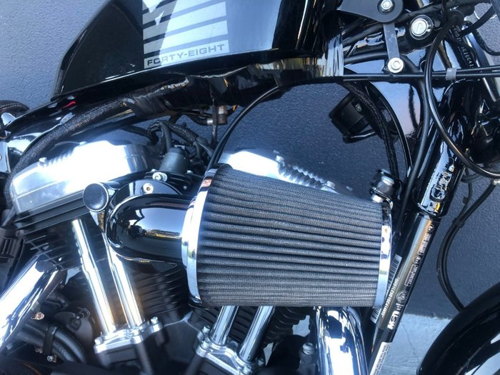 2016 Harley-davidson XL1200X FORTY EIGHT BLACK