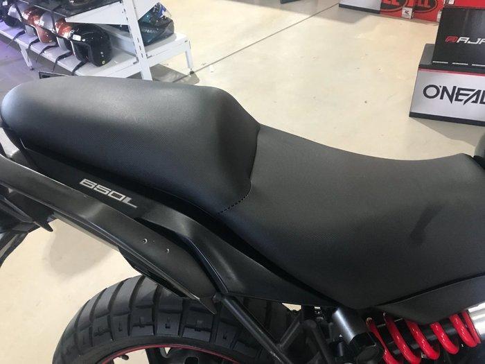 2017 Kawasaki VERSYS (KLE650L) Black