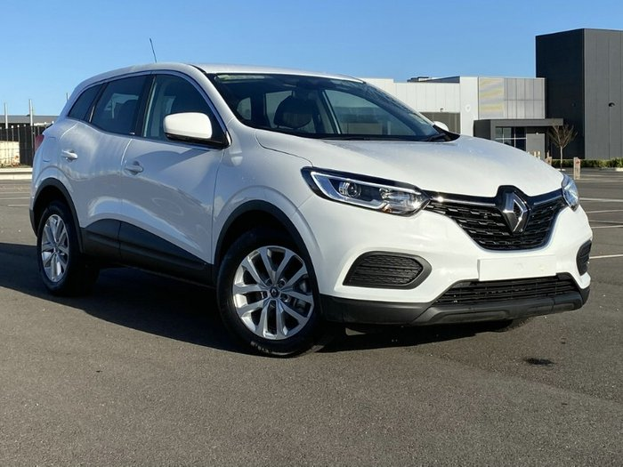 2019 Renault Kadjar Life Lite XFE SOLID WHITE