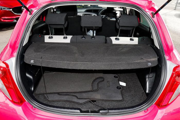 2013 Toyota Yaris YR NCP130R Pink
