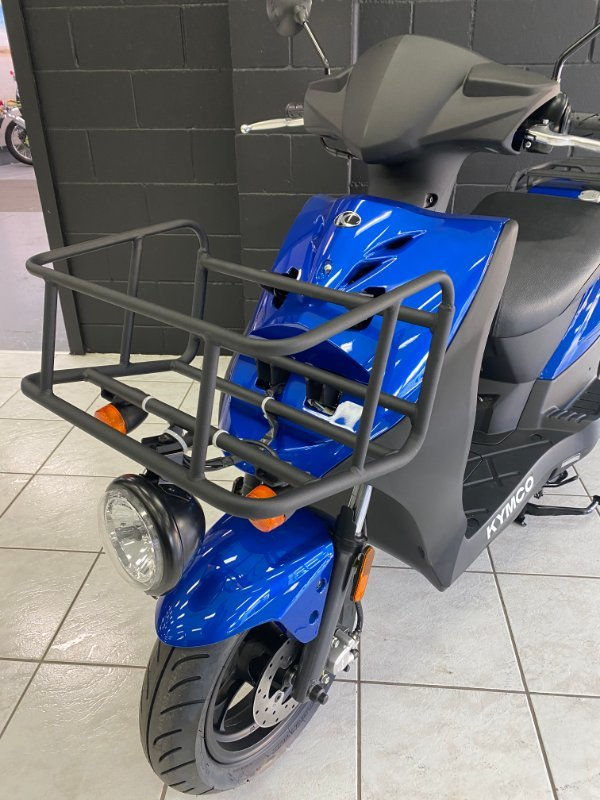2019 Kymco 2019 Kymco 125CC AGILITY CARRY 125 Scooter Blue