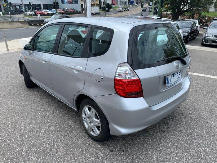2008 Honda Jazz VTi-S GD Silver