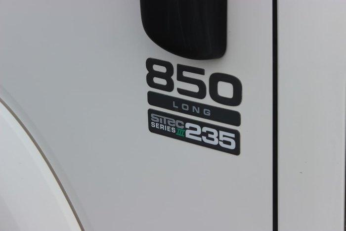2015 ISUZU FSR850 WHITE