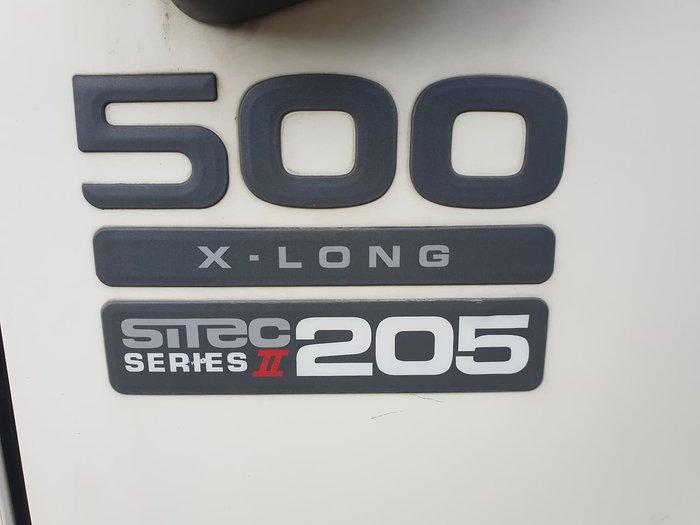 2008 ISUZU FRR500 null null WHITE