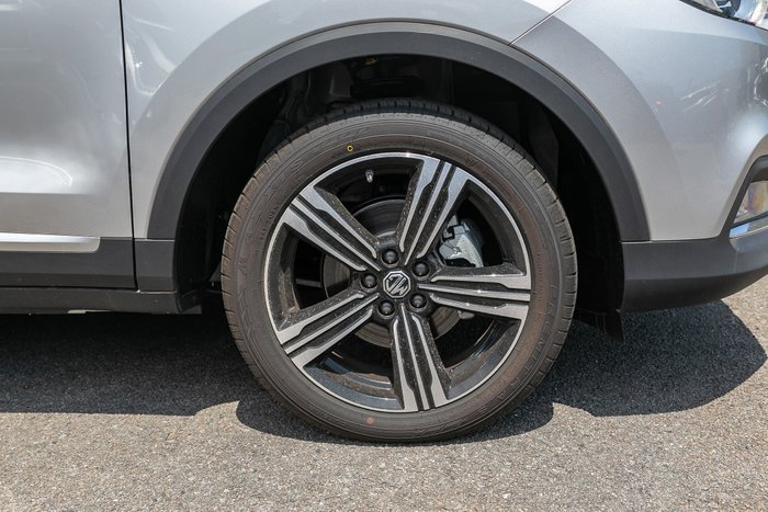 2020 MG ZS Excite AZS1 MY19 Silver