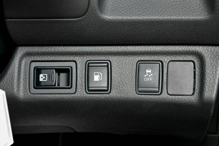 2019 Nissan Navara ST D23 Series 4 POLAR WHITE