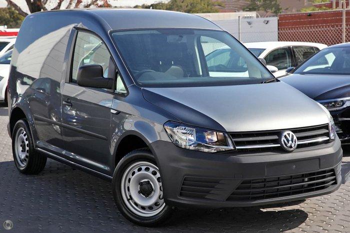 2020 Volkswagen Caddy TSI220 2KN MY20 Grey