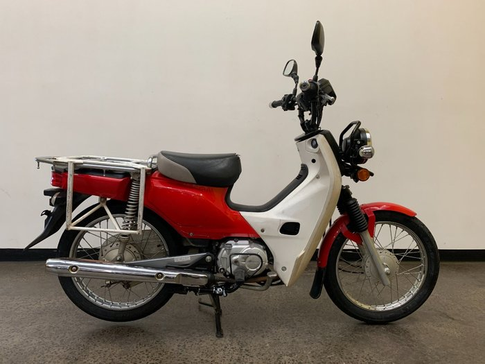 2015 Honda 2015 Honda Super Cub 110 (NBC110) Red