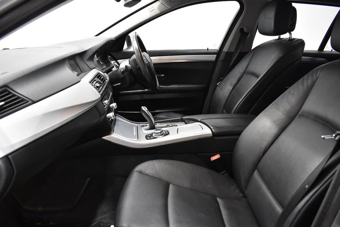 2012 BMW 5 Series 520d F11 MY13 Grey