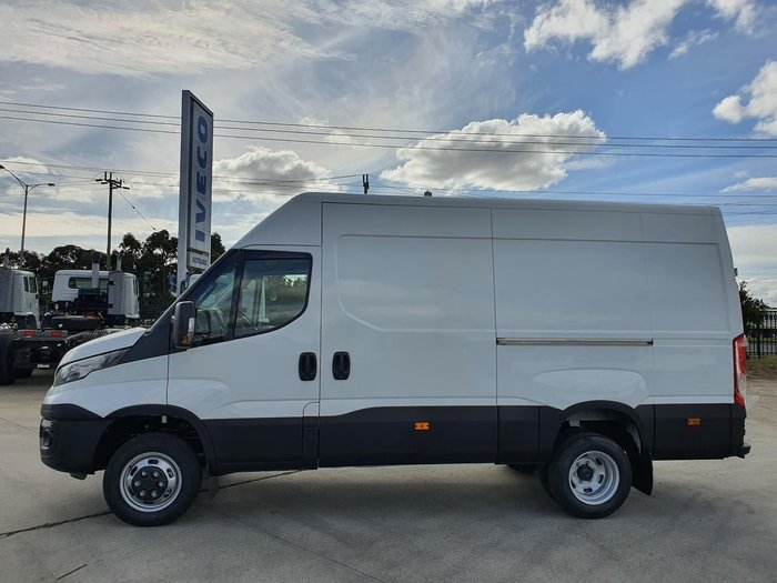 2020 IVECO 50C21 205HP AUTO 12M VAN - IN STOCK NOW! null null white