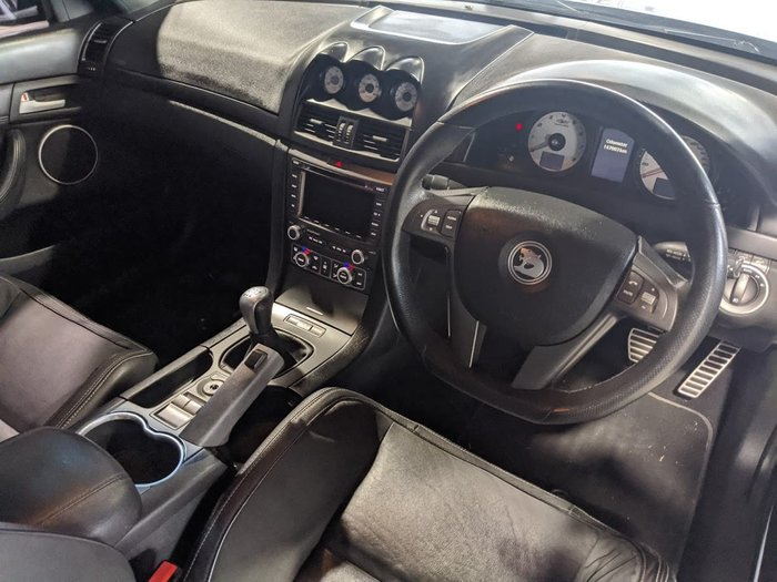 2008 Holden Special Vehicles Maloo R8 E Series Black