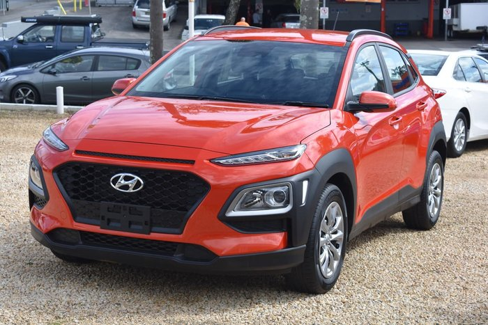 2019 Hyundai Kona Go OS.2 MY19 Orange