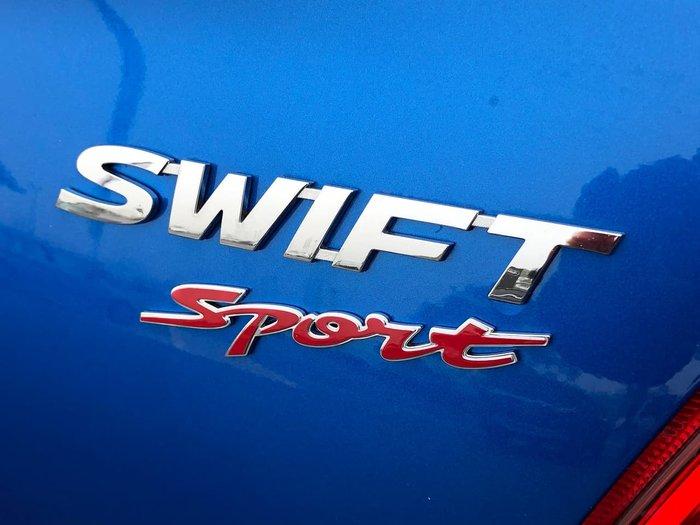 2020 Suzuki Swift Sport AZ Series II Blue