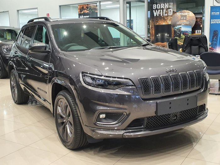 2020 Jeep Cherokee S-Limited KL MY20 4X4 On Demand Grey