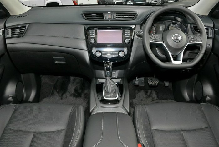 2019 Nissan X-TRAIL ST-L T32 Series II BRILLIANT SILVER