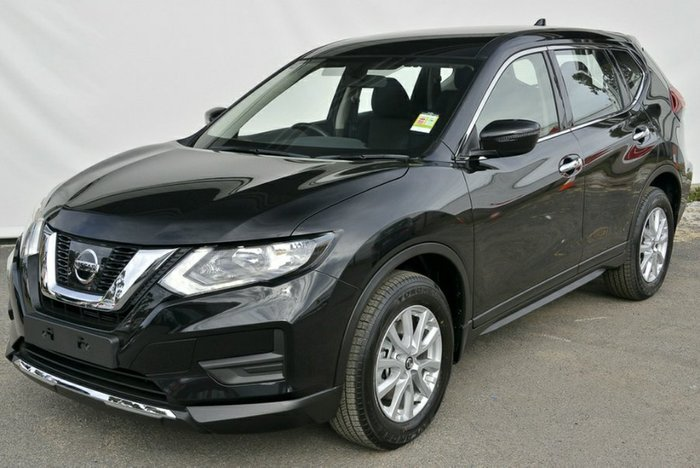 2020 Nissan X-TRAIL ST T32 Series III MY20 DIAMOND BLACK