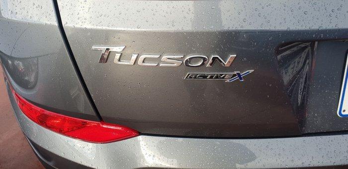 2016 Hyundai Tucson Active X TL Grey