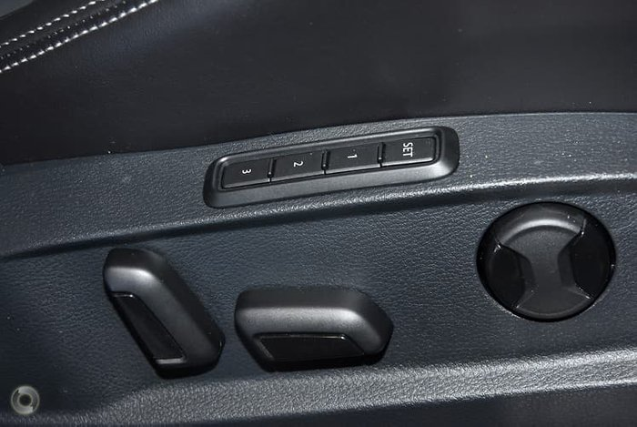 2020 Volkswagen Golf R Final Edition 7.5 MY20 Four Wheel Drive Black