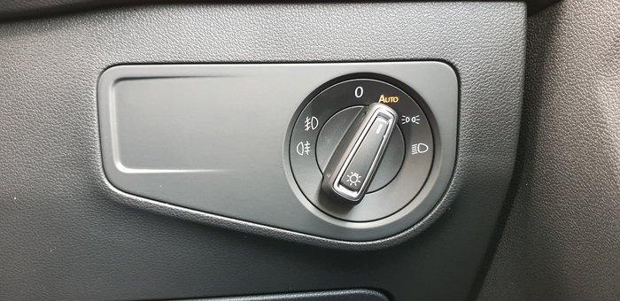 2020 Volkswagen Tiguan 132TSI Comfortline 5N MY20 Four Wheel Drive White