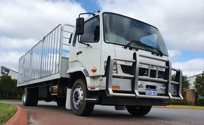 2015 FUSO 1627 FIGHTER null null WHITE