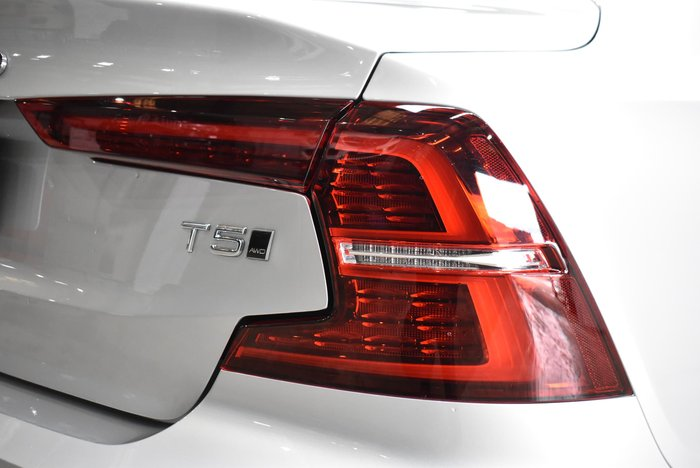 2019 Volvo S60 T5 Momentum MY20 4X4 On Demand Silver