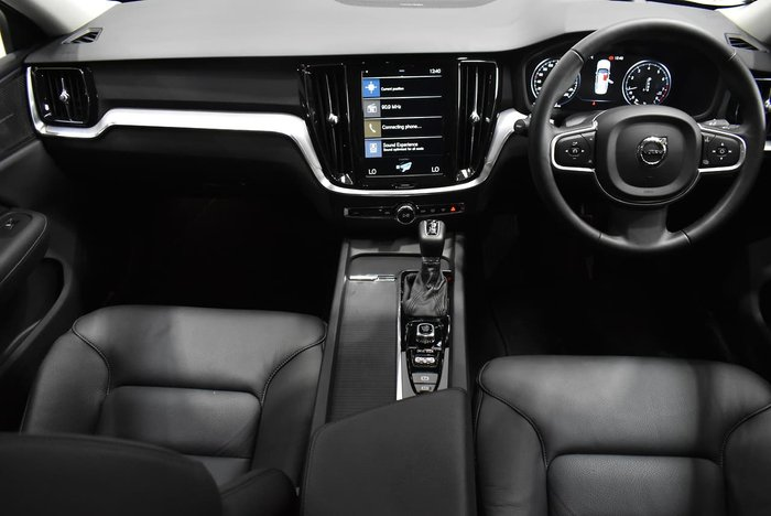 2019 Volvo S60 T5 Momentum MY20 4X4 On Demand Silver