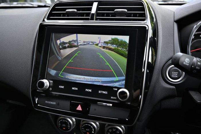 2020 Mitsubishi ASX GSR XD MY20 Grey