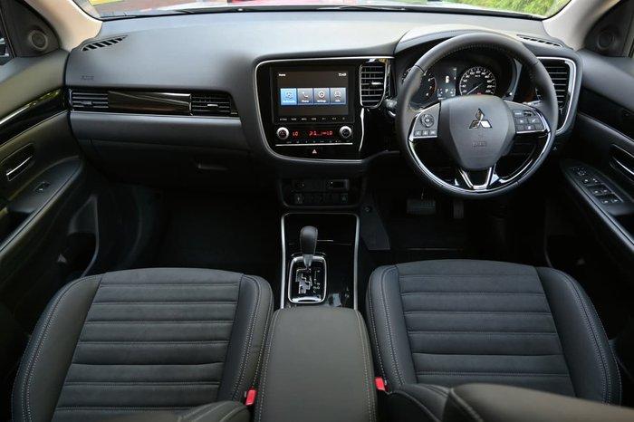 2020 Mitsubishi Outlander LS ZL MY20 Silver
