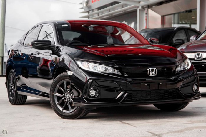 2020 Honda Civic VTi-S 10th Gen MY20 Black