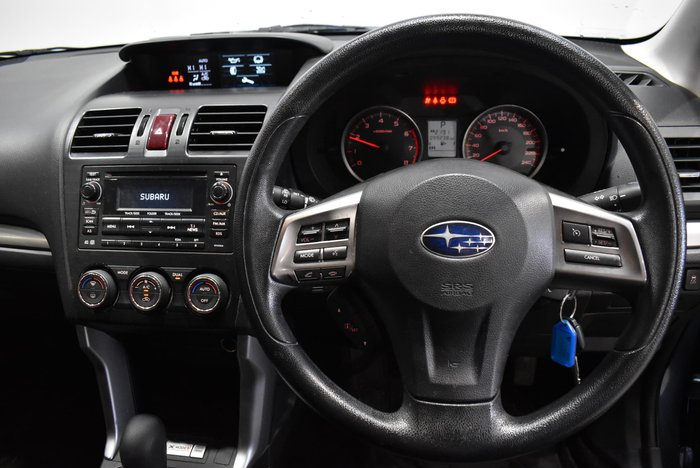 2014 Subaru Forester 2.5i S4 MY14 Four Wheel Drive Blue