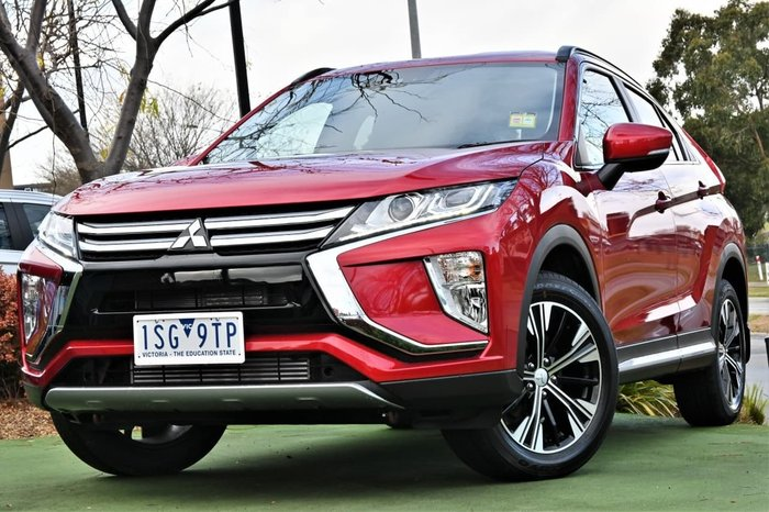 2020 Mitsubishi Eclipse Cross LS YA MY20 Red