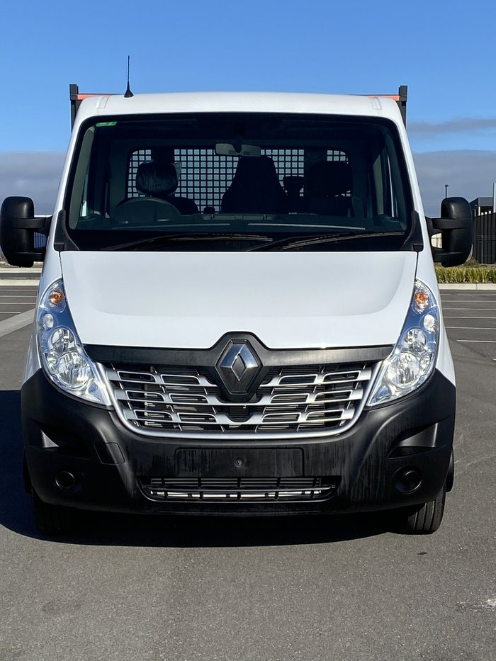 2019 Renault Master LONG WHEELBASE X62 WHITE ELWB MANUAL