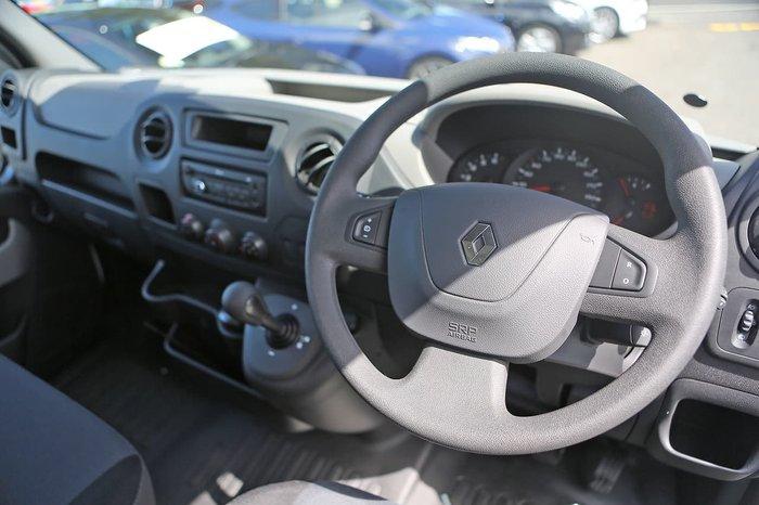 2014 Renault Master X62 White