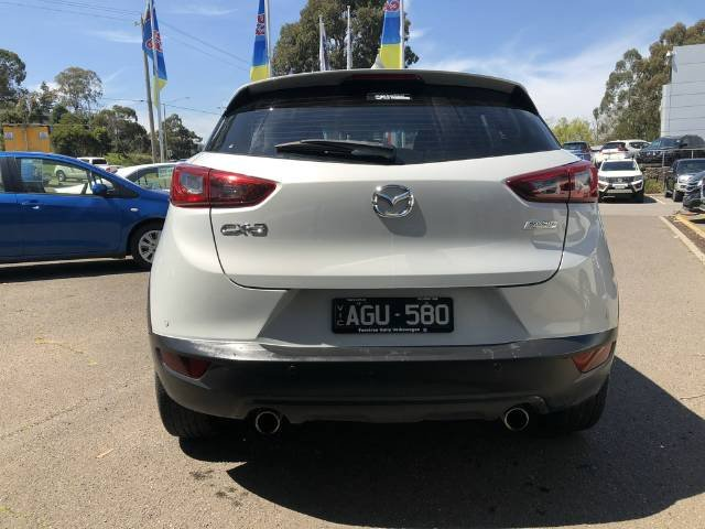 2015 Mazda CX-3 Neo DK CERAMIC WHITE