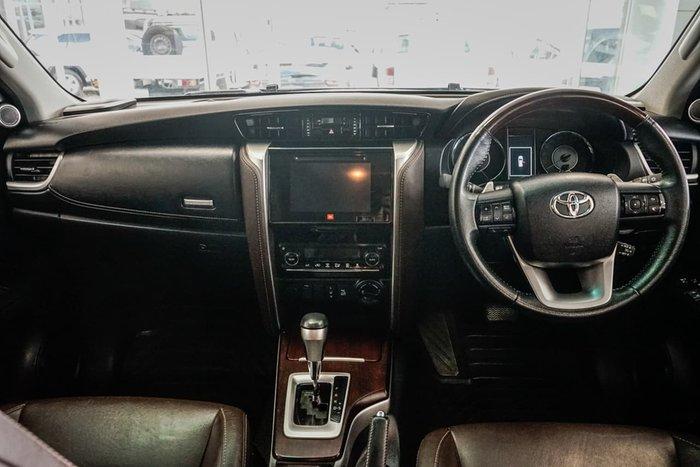 2018 Toyota Fortuner Crusade GUN156R 4X4 Dual Range Silver