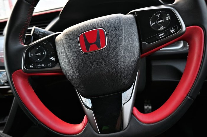 2017 Honda Civic Type R 10th Gen MY17 Red
