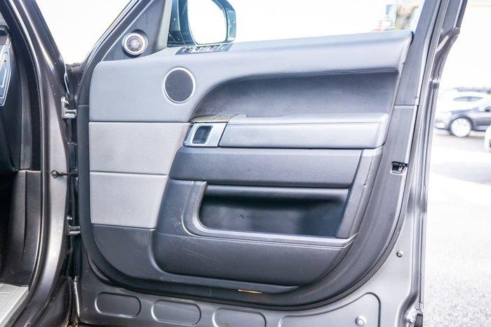 2014 Land Rover Range Rover Sport SDV8 HSE L494 MY15 4X4 Dual Range Grey
