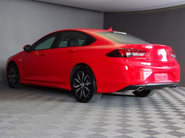 2018 Holden Commodore RS ZB MY18 Red