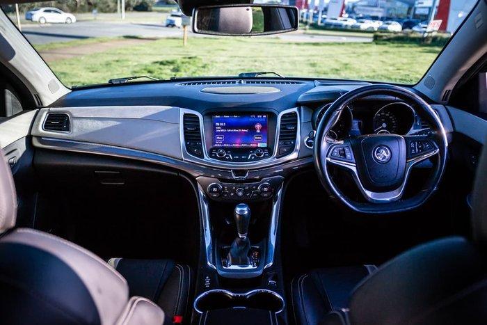 2016 Holden Caprice V WN Series II MY16 White