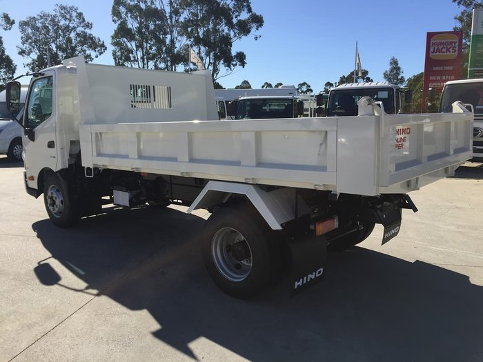 2020 HINO 917 MT 3430 WIDE TIPPER null null White