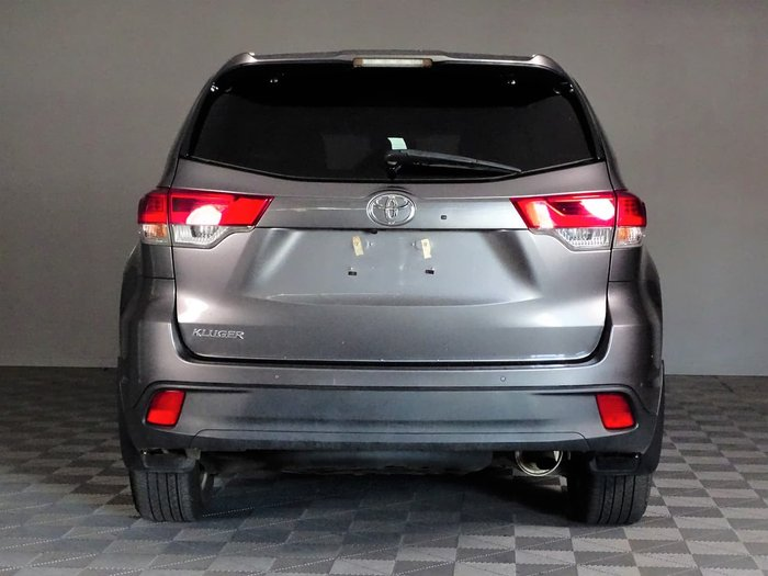 2018 Toyota Kluger GXL GSU50R Grey