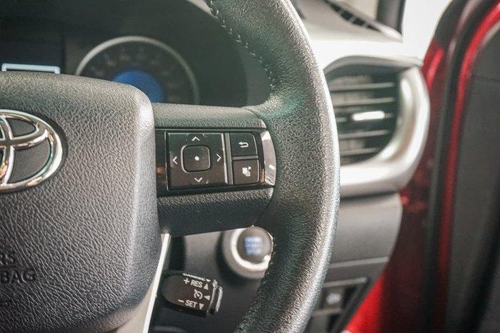 2017 Toyota Hilux SR5 GUN126R 4X4 Dual Range Red