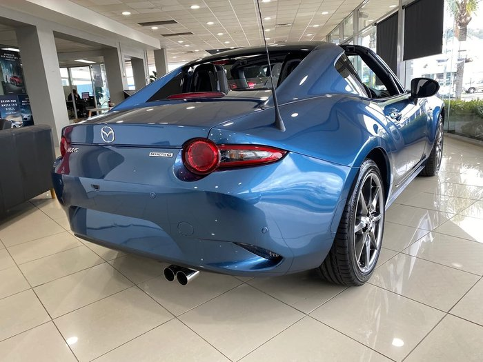 2020 Mazda MX-5 GT ND Blue