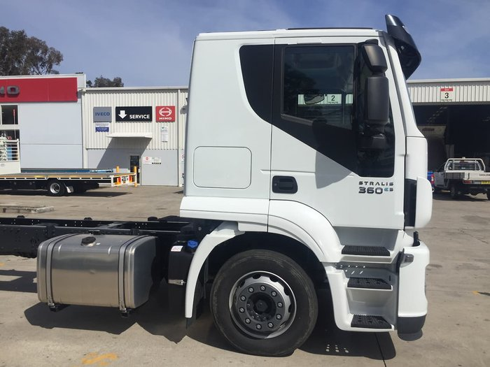 2020 IVECO ATI 360 4X2 - IN STOCK null null WHITE