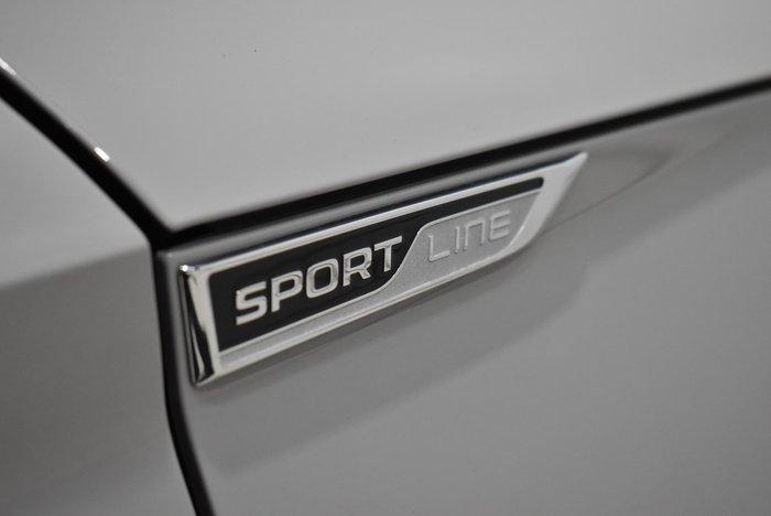 2019 SKODA Superb 206TSI SportLine NP MY19 4X4 Constant Grey
