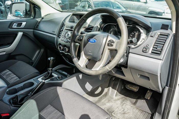 2014 Ford Ranger XLT PX 4X4 Dual Range White