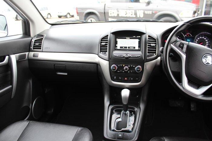 2017 Holden Captiva Active CG MY18