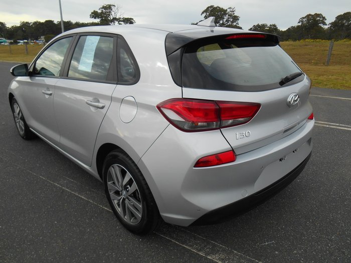 2018 Hyundai i30 Active PD MY18 Silver